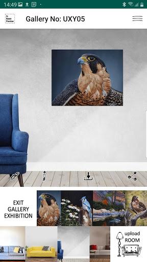 online art exhibition